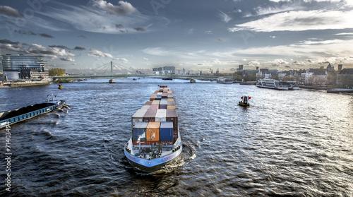 Valokuva  Rhein