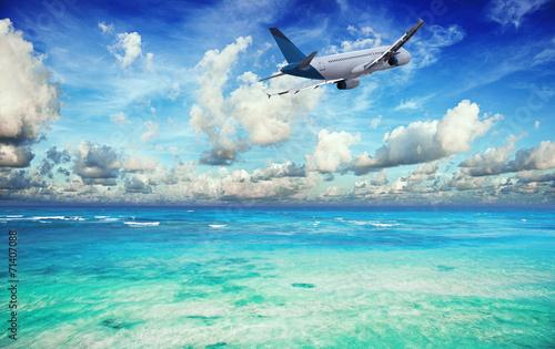 Obraz na plátně  Tropical vacation