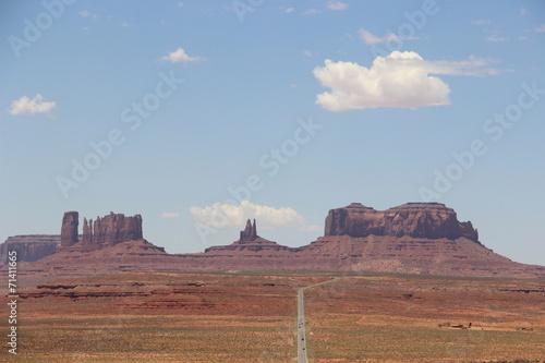 Fotografia, Obraz  Monument Valley