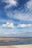 Chmury nad Morzem Bałtyckim. - 71428451