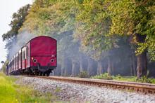 Railroad Farewell View