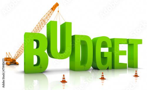 Fotografía  Budget Growth