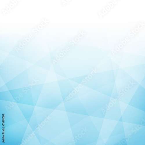 Wall mural - Abstract colorful geometric background