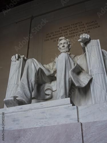 Photo  Lincoln Memorial