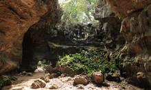 Large Limestone Cave