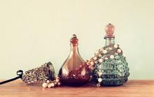 Vintage Antigue Perfume Bottle...