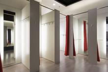 Fitting Room Interior