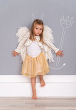 Angel Or Devil Child