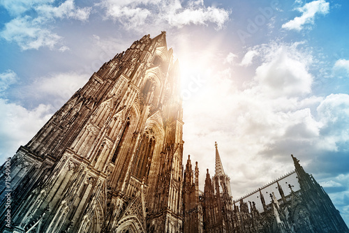 Fotomural Cologne Cathedral