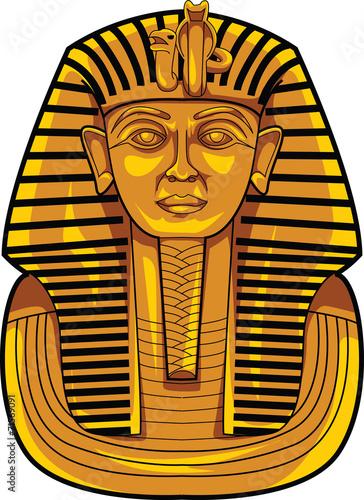 Obraz na płótnie pharaoh