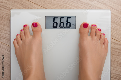 Платно  Bathroom Scale 666