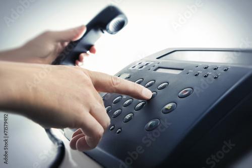 Foto  Service-Hotline