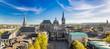 canvas print picture - Aachen im Herbst