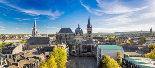 Photo Aachen im Herbst