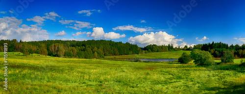 Photo  HDR landscape