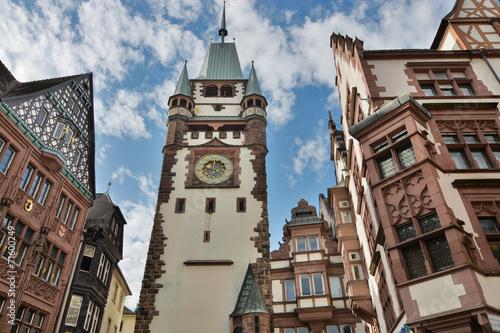 Photo Freiburg im Breisgau, Martinstor 002
