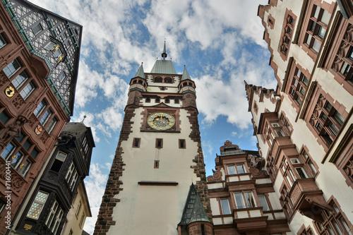 Photo  Freiburg im Breisgau, Martinstor 001