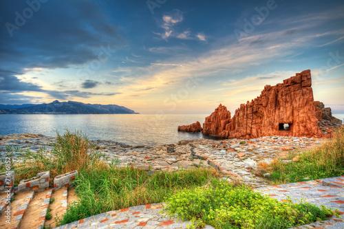 Photo  Sardegna - Le Rocce Rosse di Arbatax