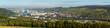 Panorama Neckartal bei Stuttgart