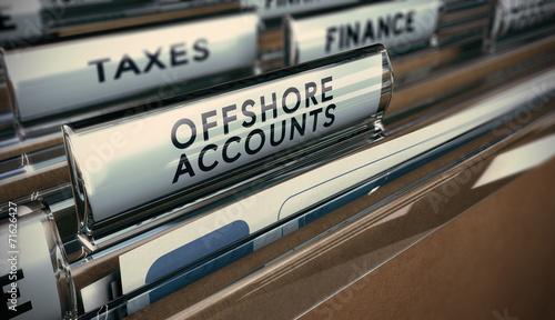 Tax Evasion, Offshore Account
