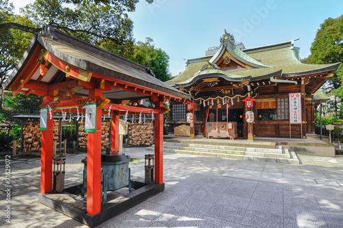 Fototapeta 千葉神社
