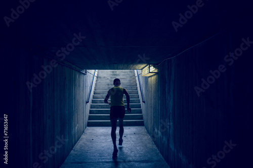 Fotografie, Obraz Pronto se correre