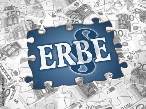 Fotografía  Erbe, Vermögen & Recht