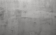 Texture Of The Gray Concrete W...