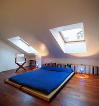 Beautiful Modern Penthouse, Idoor, Bedroom