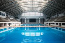 Empty Swimming Pool