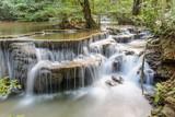 Wodospad Huay Mae w Tajlandii