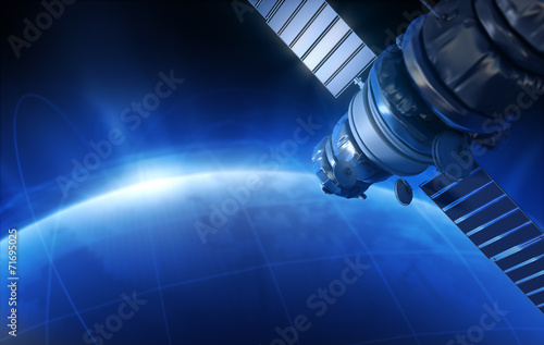 Fotografía  Satellite