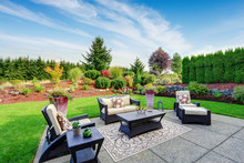 Impressive Backyard Landscape ...