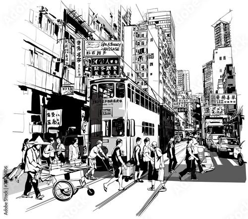 ulica-w-hongkongu