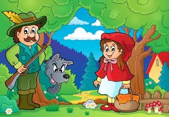 NaklejkaFairy tale theme image 2