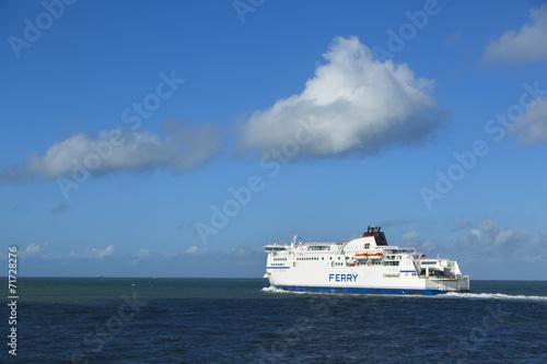 Fotografía  Bateau Ferry Port de Calais