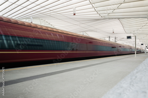 Photo Stands Motor sports High speed train