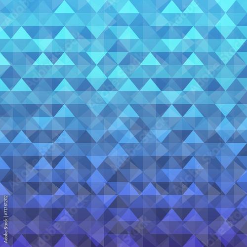Keuken foto achterwand ZigZag Vector diffraction effect