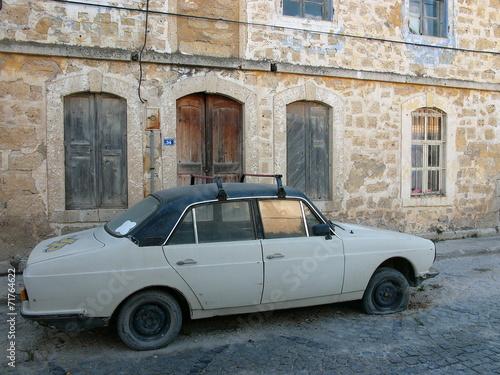 Poster Havana Viertürige Limousine türkischer Produktion in Alacati bei Izmir