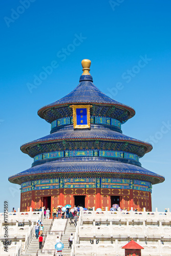 Foto op Canvas Peking Himmelstempel in Peking