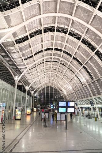 Foto op Aluminium Luchthaven gare