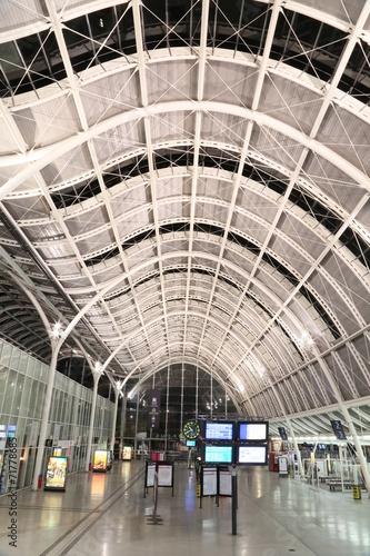 Canvas Prints Antwerp gare