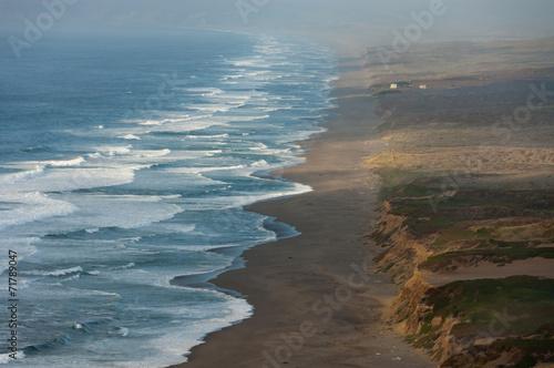 Valokuva  Wild waves