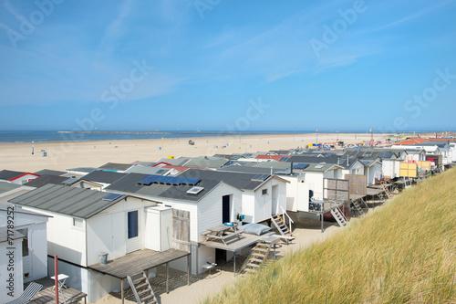Valokuva  Beach huts