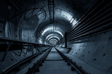 Underground Tunnel For The Sub...