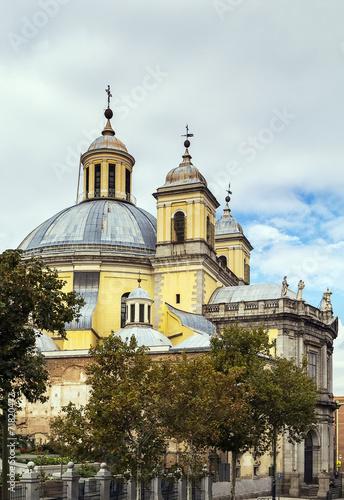 Fotografie, Obraz  San Francisco el Grande Basilica, Madrid