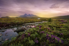 Sligachan River, Scotland