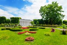 Vienna Volksgarten Spring Park