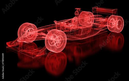 Formula One Mesh - 71893049