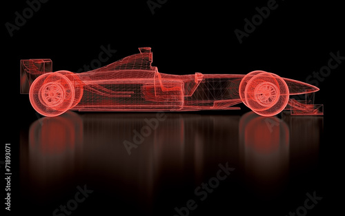 Formula One Mesh - 71893071